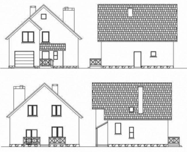 Проект дома-589