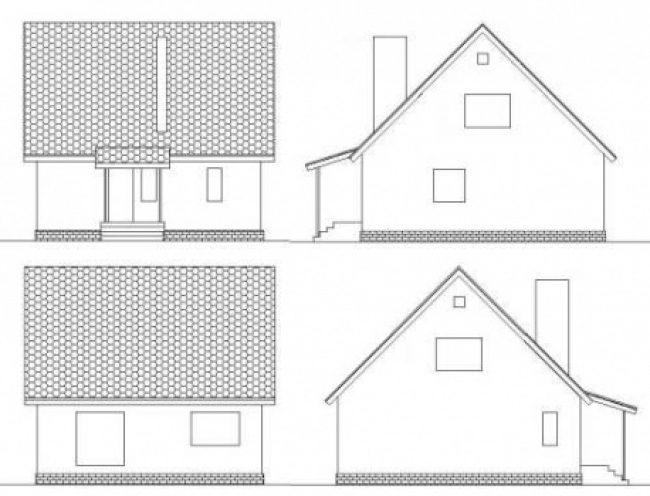 Проект дома-631