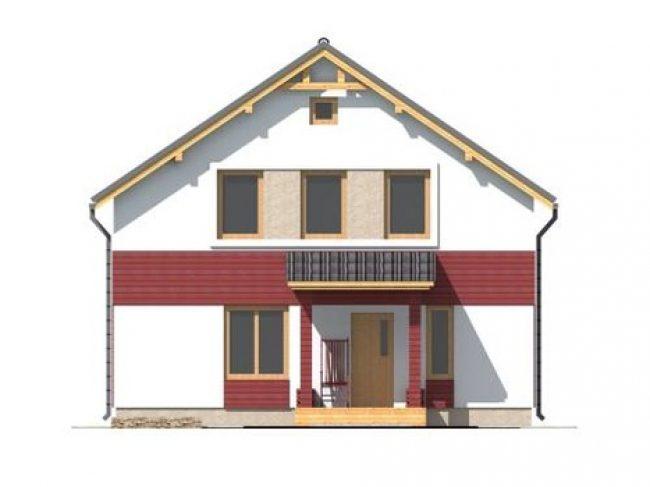 Проект дома-632