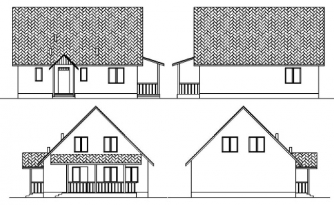 Проект дома-641