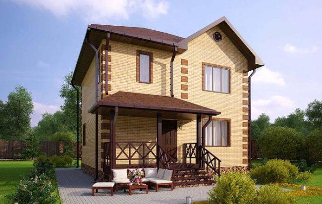 Проект дома-601