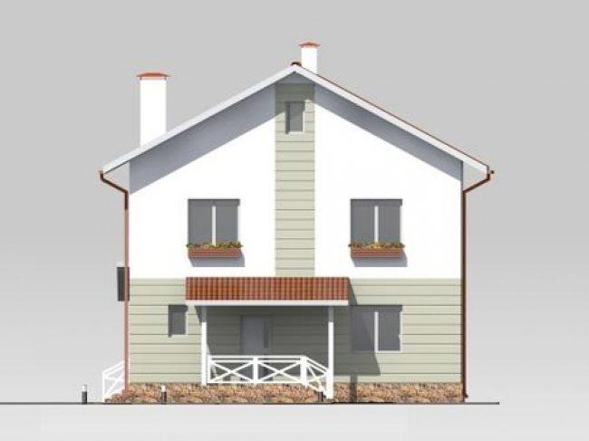 Проект дома-666