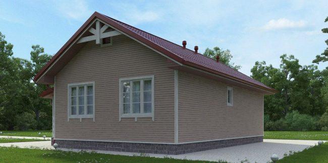 Проект дома-643