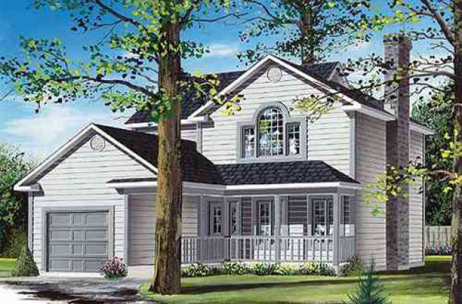 Проект дома-490