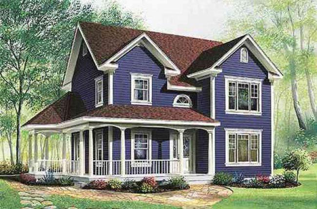 Проект дома-436