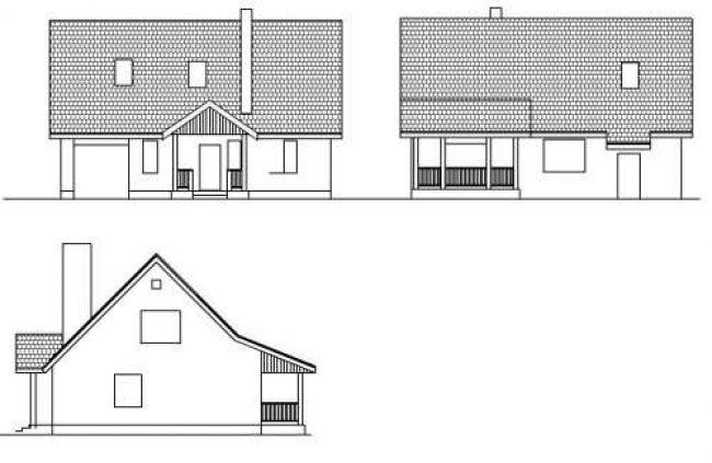 Проект дома-723