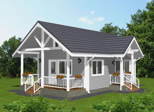 Проект дома-388