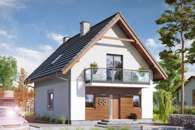 Проект дома-294