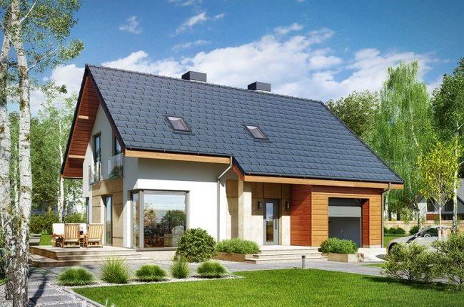 Проект дома-155