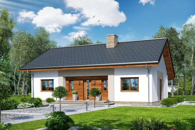 Проект дома-167
