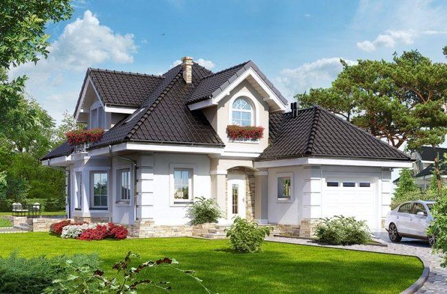 Проект дома-171