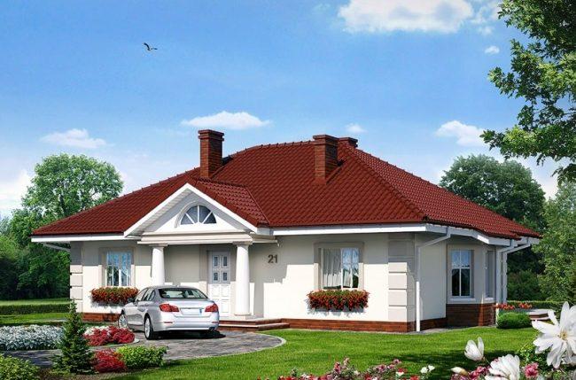 Проект дома-177