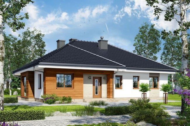 Проект дома-182