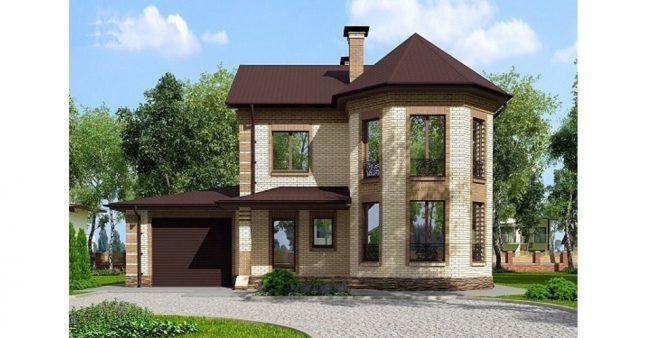 Проект дома-519