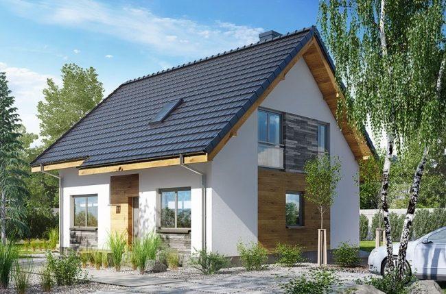 Проект дома-324