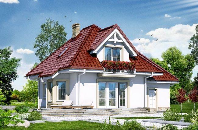 Проект дома-13