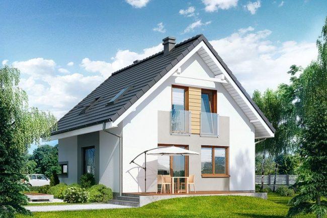 Проект дома-284