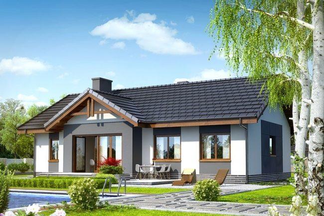Проект дома-176