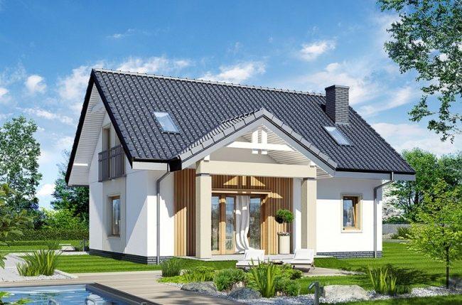 Проект дома-293