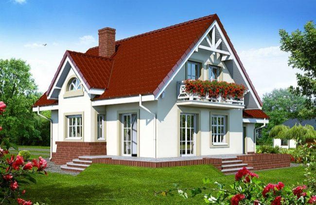 Проект дома-159