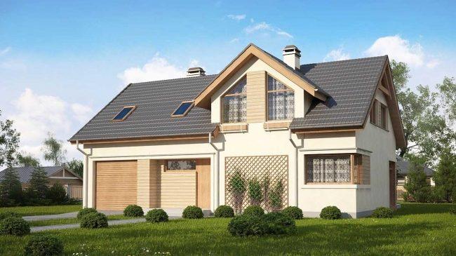 Проект дома-45