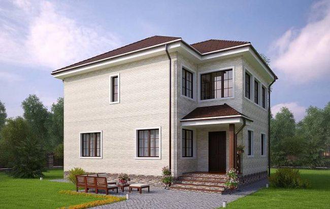 Проект дома-612