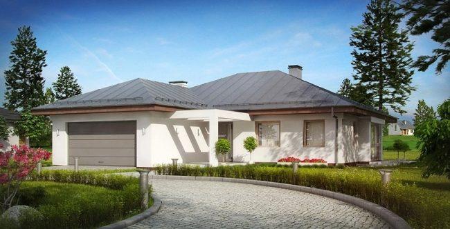 Проект дома-122