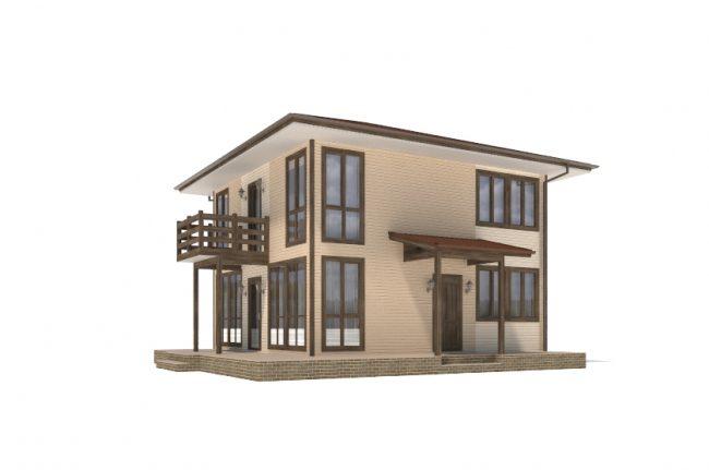 Проект дома-591