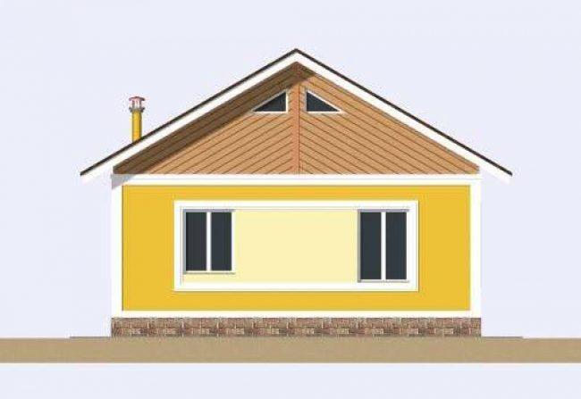 Проект дома-642