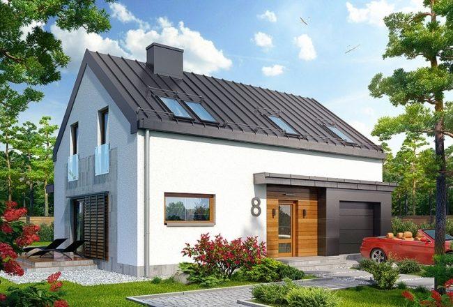 Проект дома-144