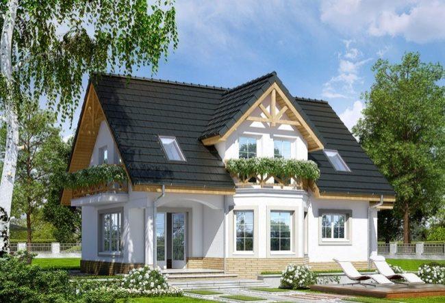 Проект дома-204