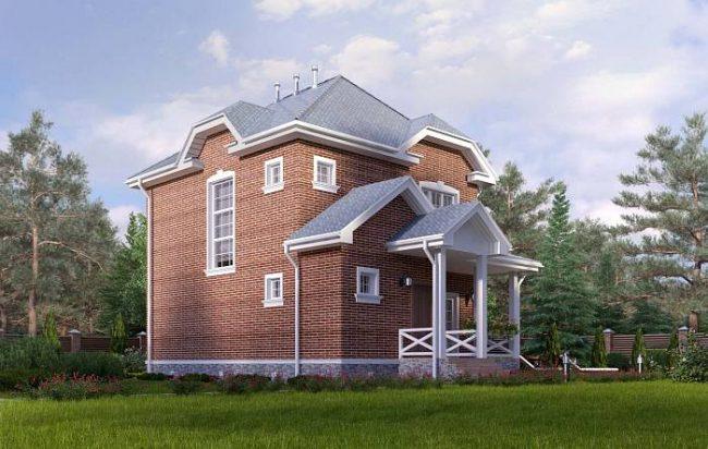 Проект дома-669