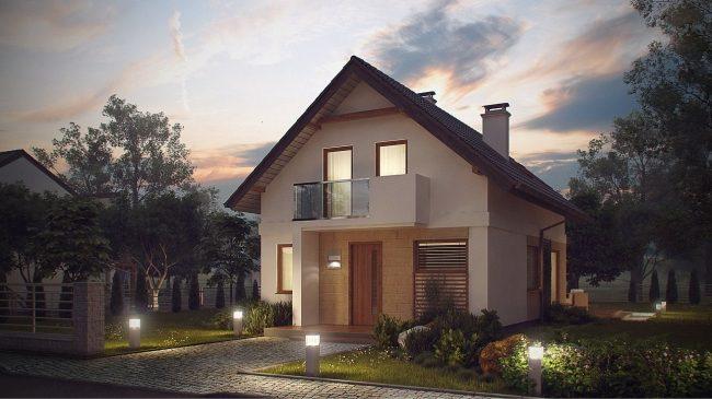 Проект дома-19