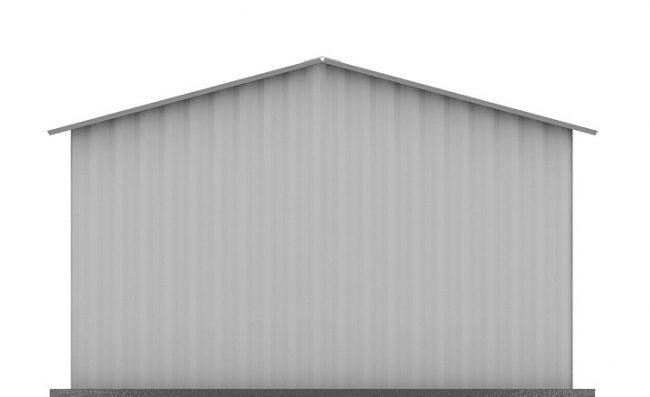 Проект гаража-28