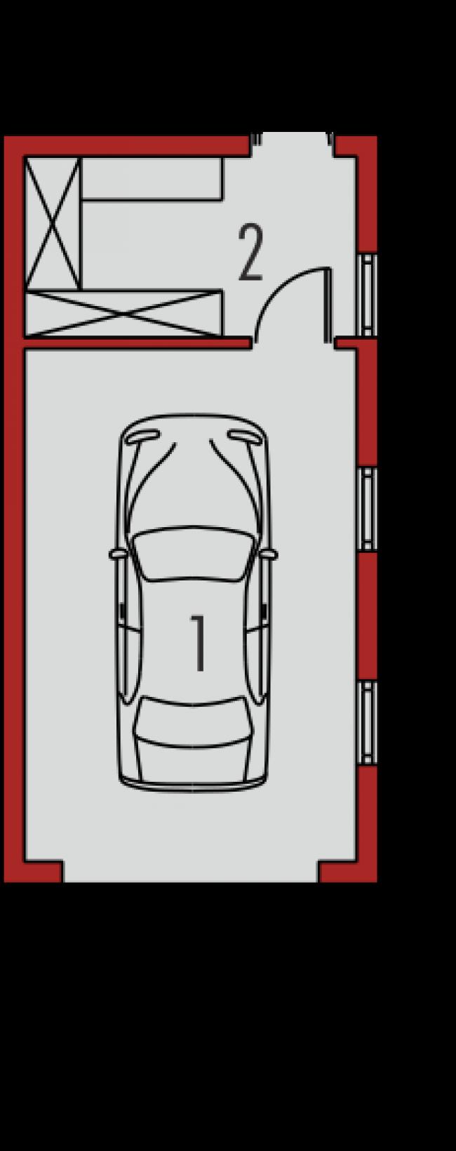 Проект гаража-47