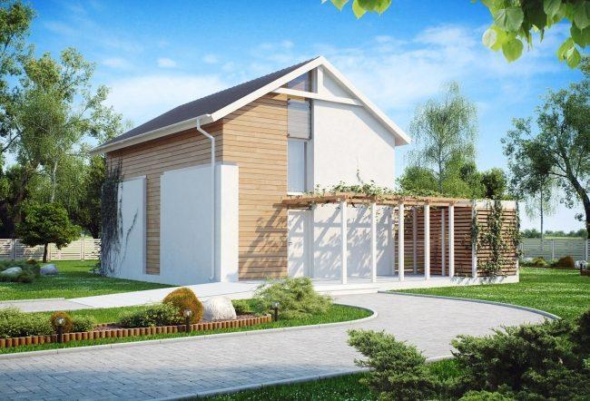 Проект дома-265