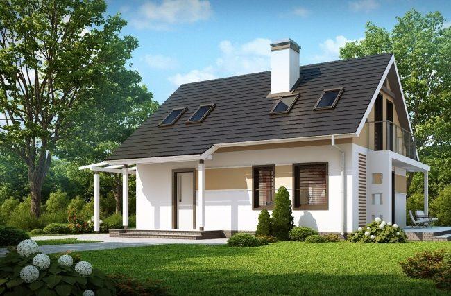 Проект дома-260
