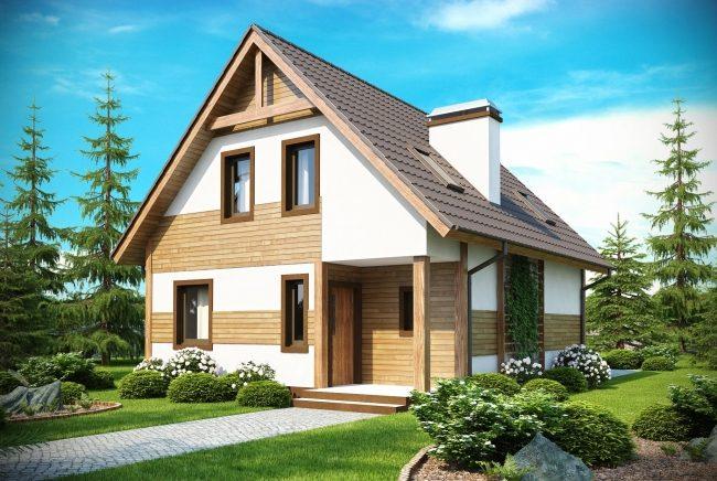 Проект дома-259