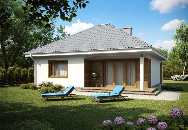 Проект дома-154