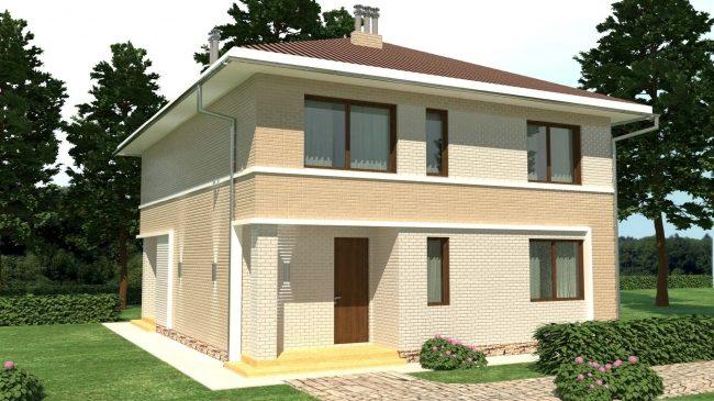 Проект дома-59