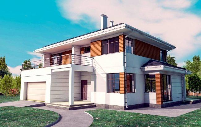 Проект дома-69
