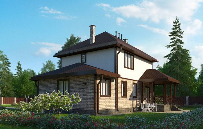 Проект дома-653