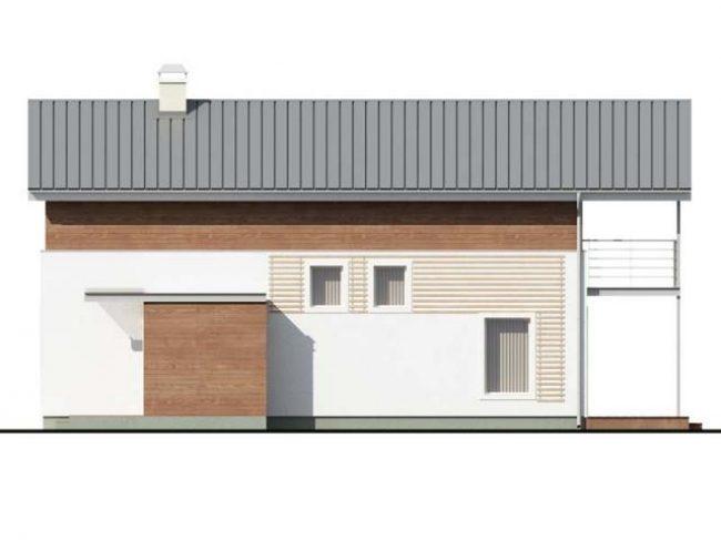 Проект дома-24