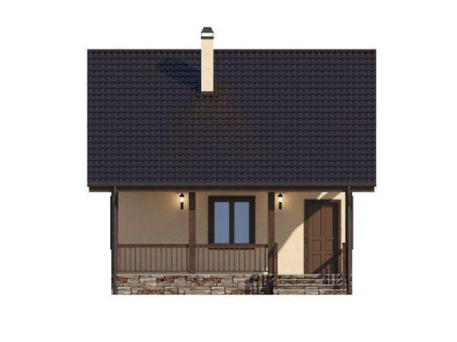 Проект дома-534
