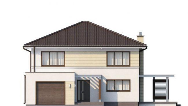Проект дома-113