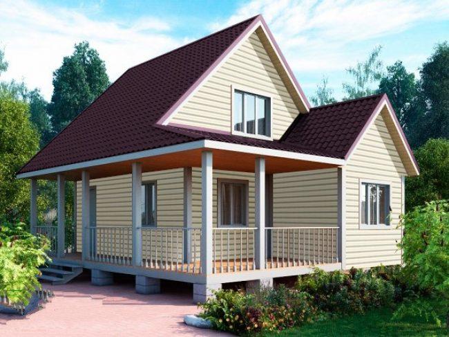 Проект дома-373