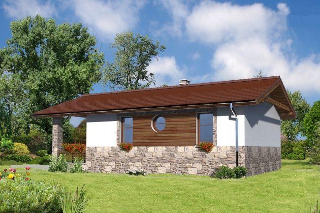 Проект дома-365