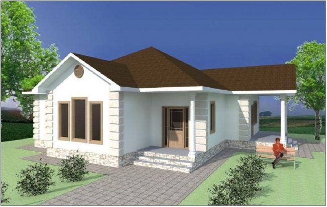 Проект дома-505