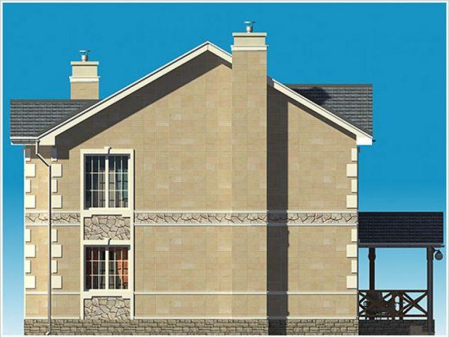 Проект дома-441
