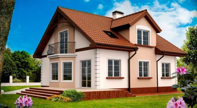Проект дома-466